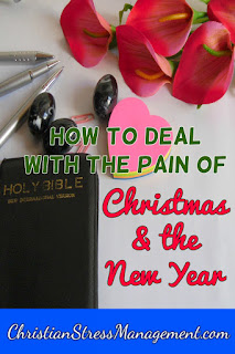How to deal with a painful Christmas and New Year