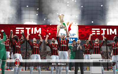 PES 6 Trophy Copa Italia by Pato_Lucas18