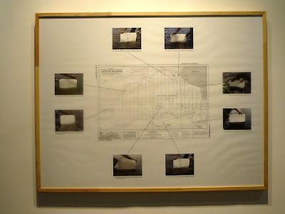 Registro de Territorio, de Hayfer Brea La Caja Centro Cultural Chacao