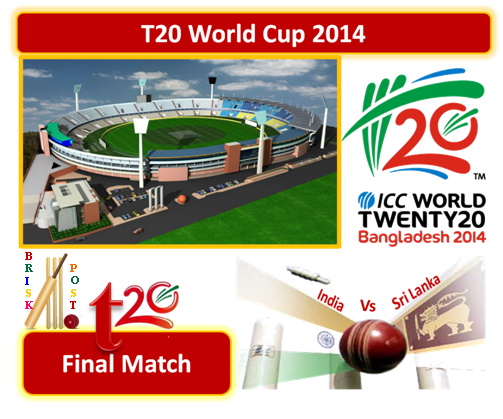 ICC World Twenty20 Bangladesh: Sri Lanka Won by 6 Wickets in T20 World Cup 2014