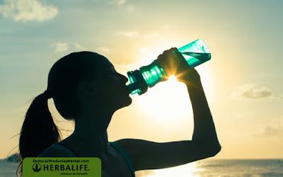 Agua depurativa para bajar de peso