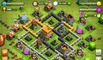 clash of clans android download