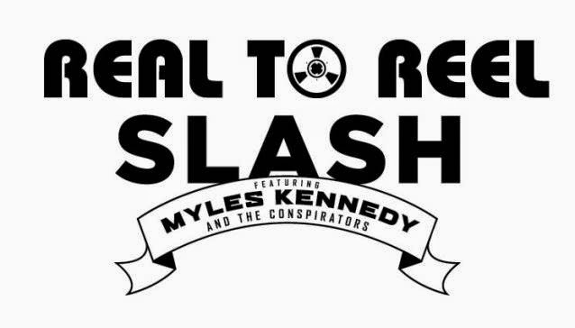 Real To Reel With Slash 6° episodio