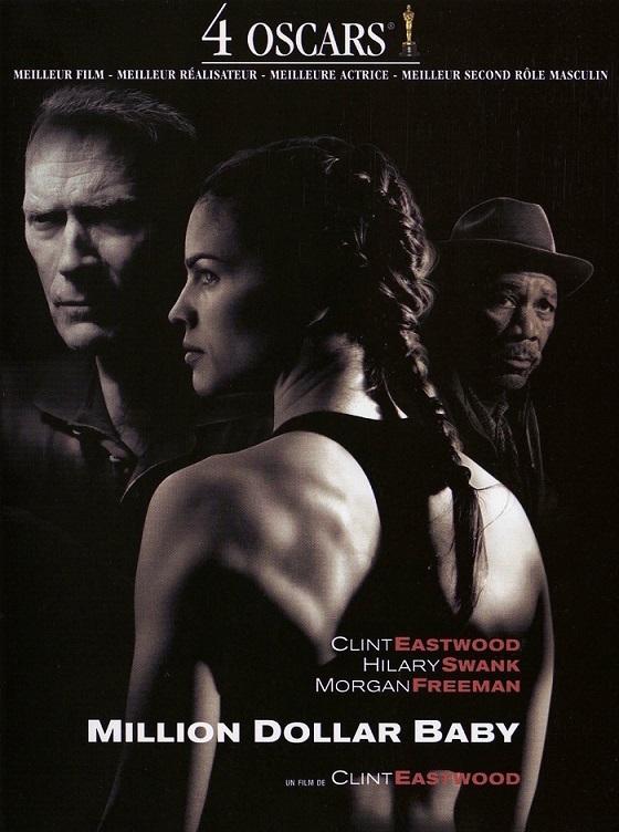 فیلم دوبله: دختر میلیون دلاری (2004) Million Dollar Baby