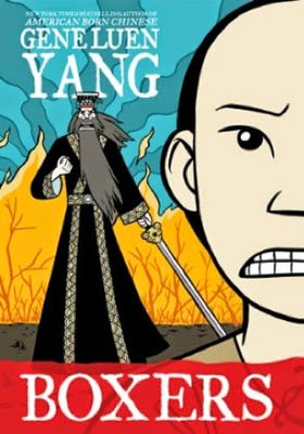 Boxers and saints gene luen yang
