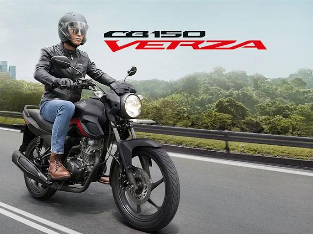 New Honda CB150 Verza, Bikin Jelajah Wisata Touring Makin Mantap