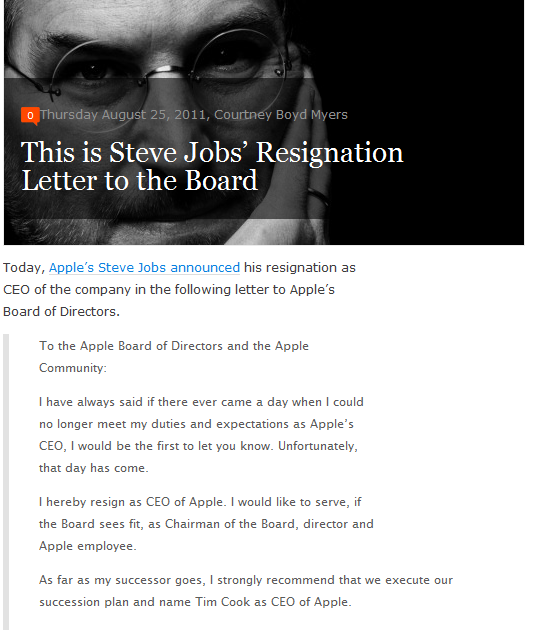 A resignation letter | Stop and Learn English