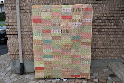 Brick Quilt