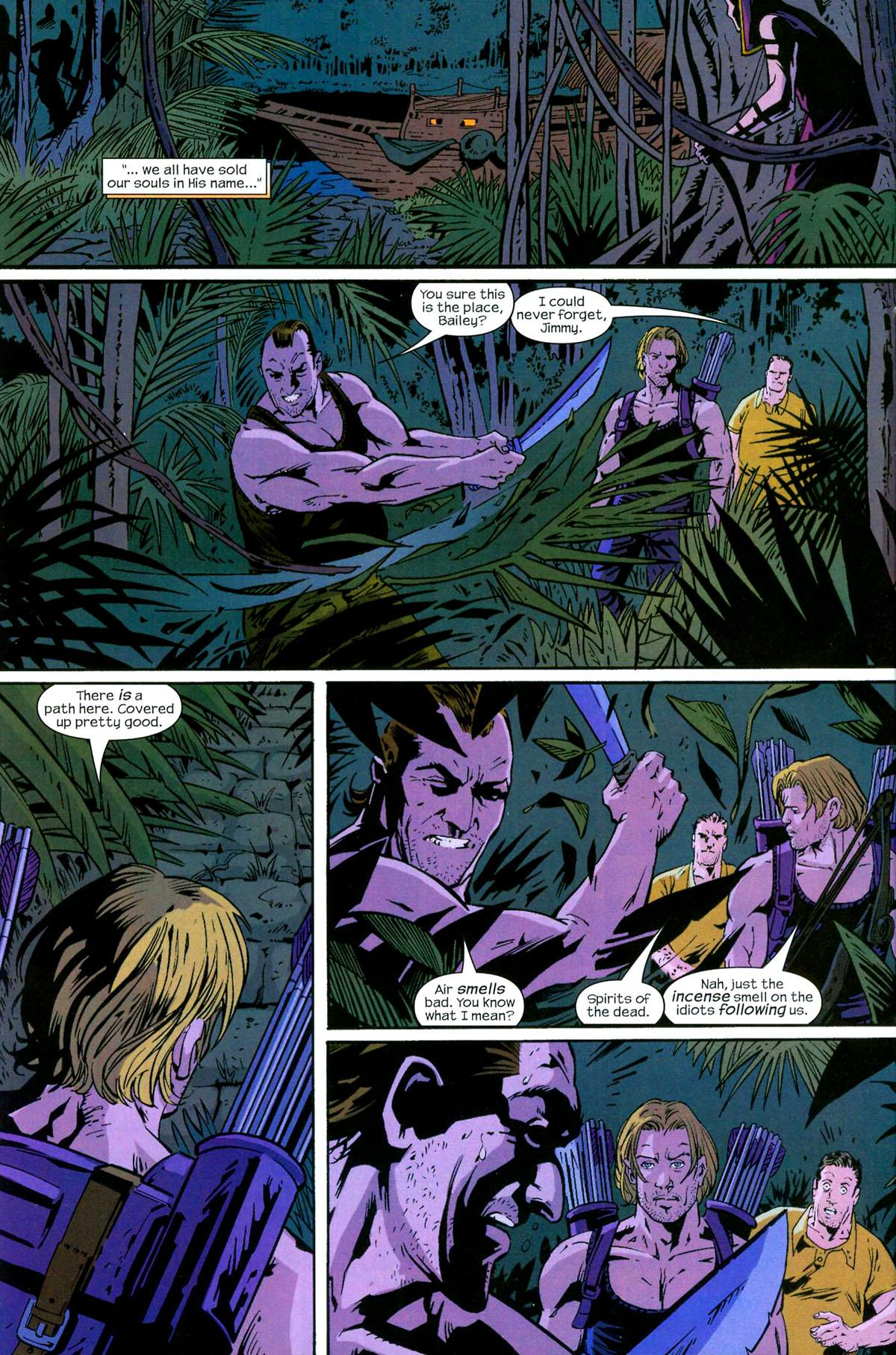 Hawkeye (2003) Issue #5 #5 - English 9