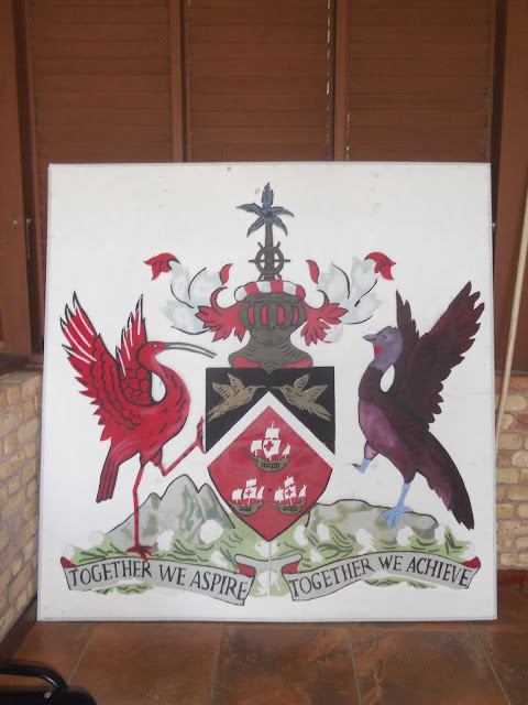 Coat of Arms, Red Ibis