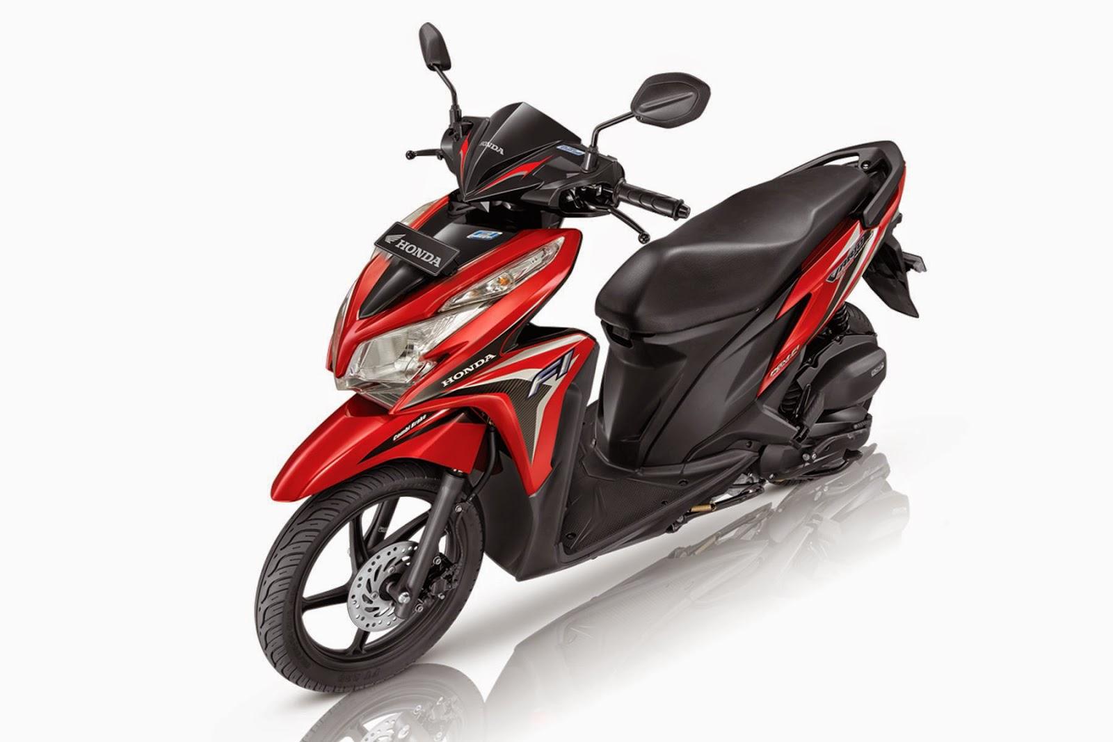 Kredit Motor Honda Vario Techno 125 ISS