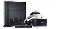 Castiga 6 console PS4 + Ochelari VR