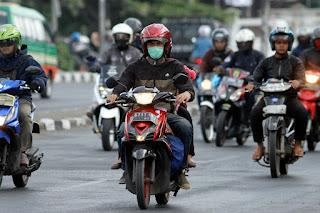 panduan mudik memakai motor