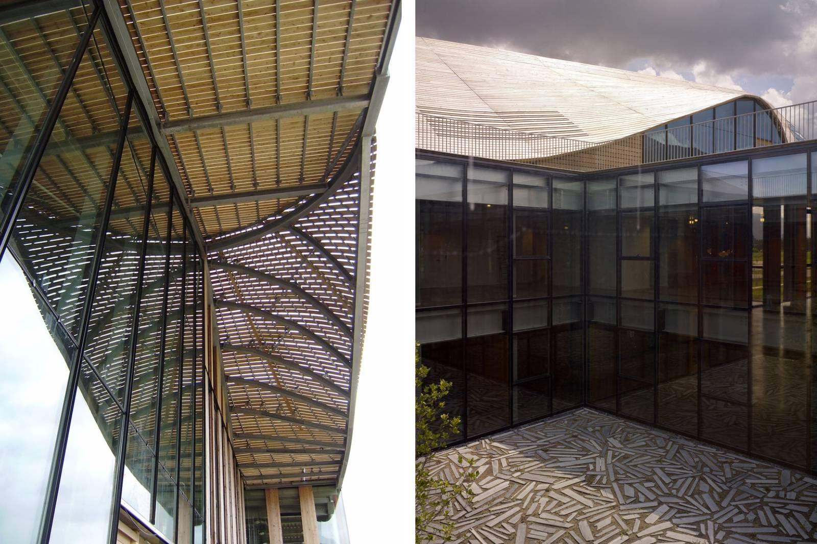 Rossignol Global Headquarters By Herault Arnod Architectes