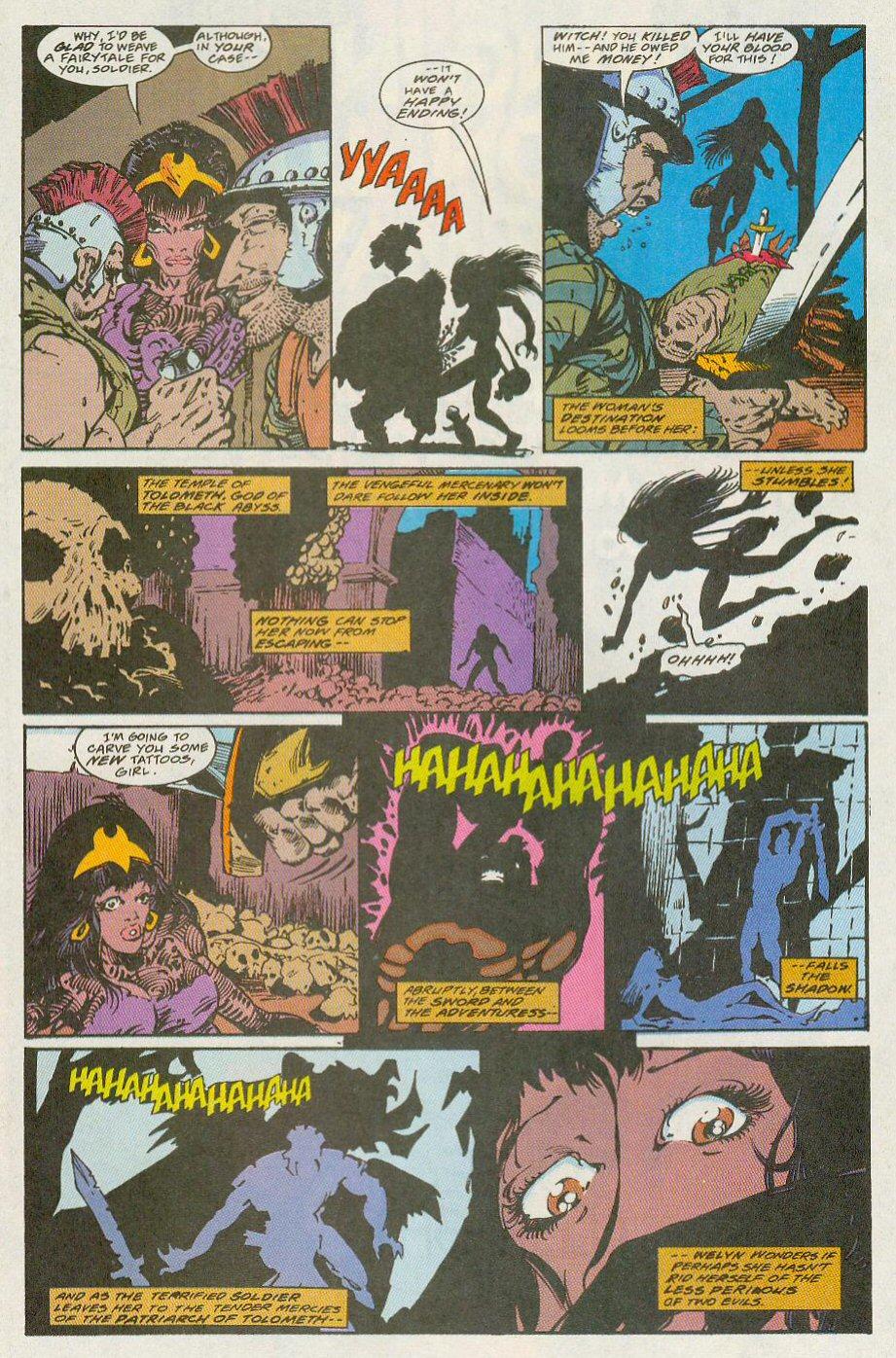 Read online Conan the Adventurer comic -  Issue #13 - 22