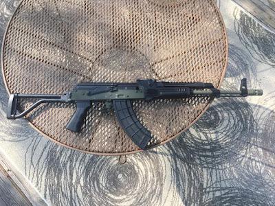 Tactical-Green-AK-Synthetic-Stock-Sidefolder