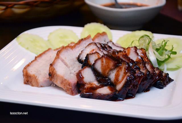 Roasted & Honey BBQ Pork (RM20)