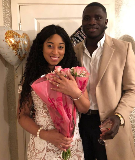 sharon oyakhilome engaged