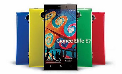 Gionee Elife E7 & Elife E7 mini Officially Launched in India for Rs.29,999 & Rs.18,999