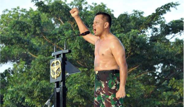 Media Australia: Panglima TNI Ancam Bunuh Pengungsi Cina