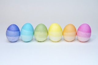 Blog Lá de Casa - ovos pintados