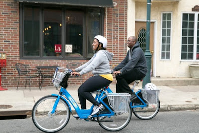 Indego Bikes in Philadelphia Pennsylvania