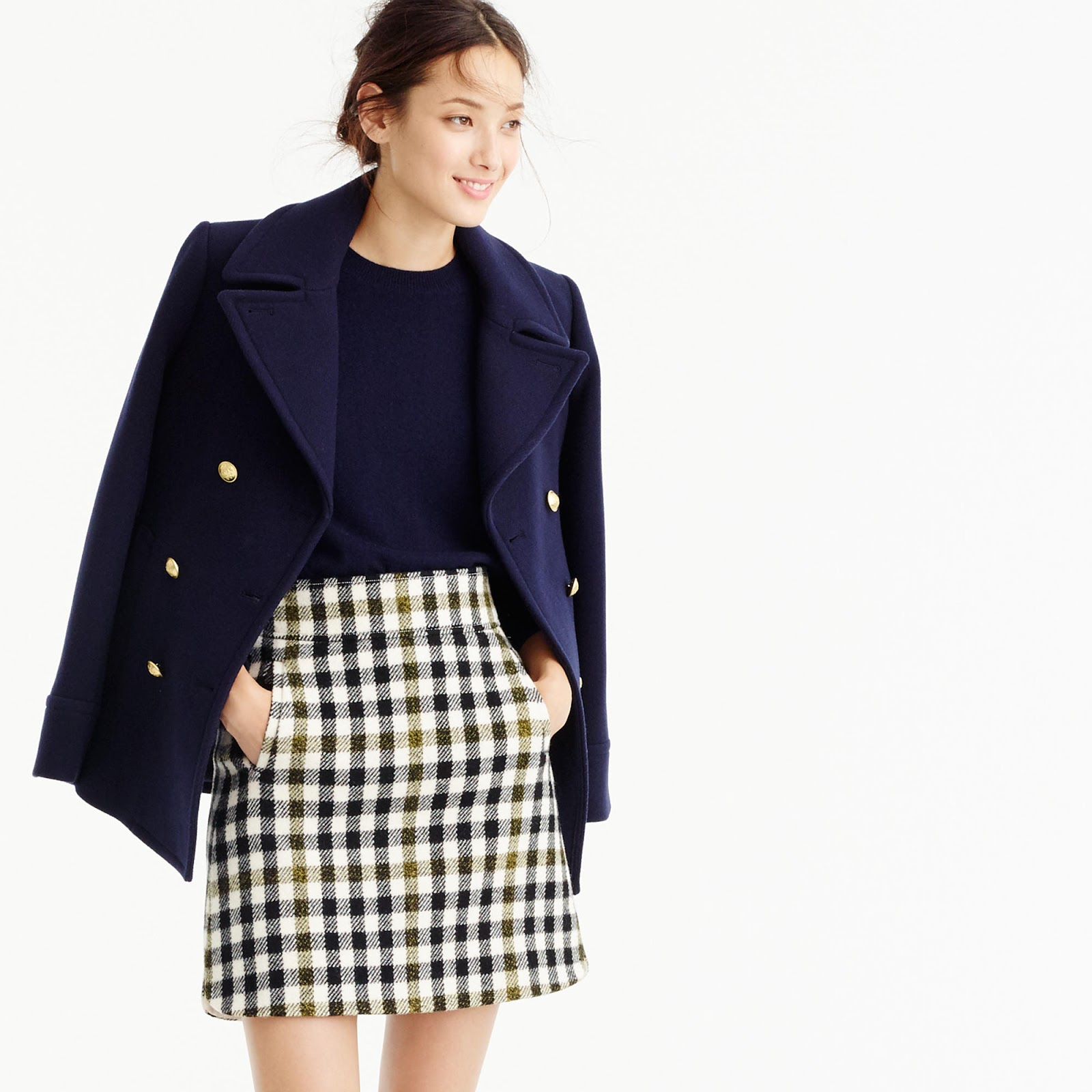 Looking to update your fall wardrobe? Start with J.Crew's latest arrivals