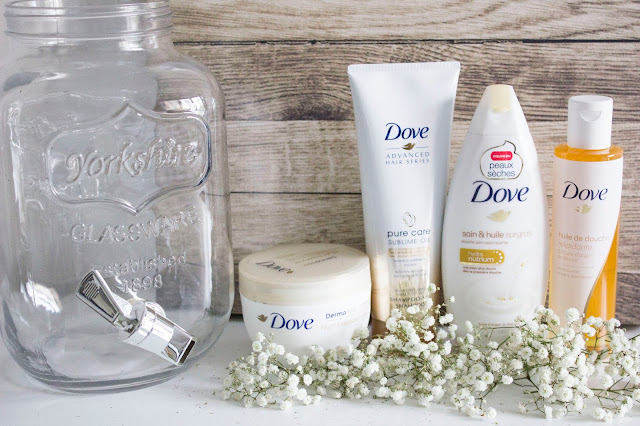 Dove Hydratation