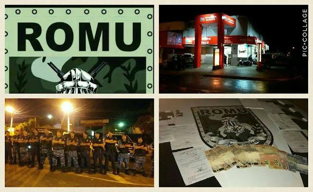ROMU da Guarda Civil Metropolitana de Goiânia (GO) detém quadrilha que falsificava atestados