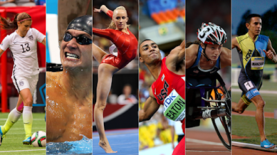 Athletes Ready for Rio 2016 Olympic Games