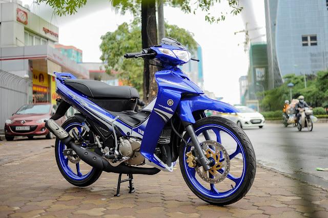Yamaha Z125 độ cực ngầu tại Sài Gòn 5