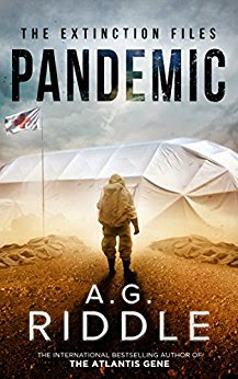Book Review: Pandemic, by AG Riddle, 4 stars