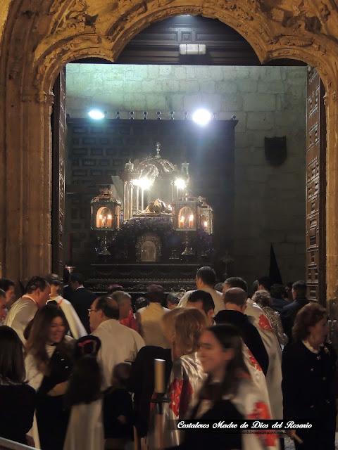 Crónica de Semana Santa: Santo Sepulcro. La muerte no es el final