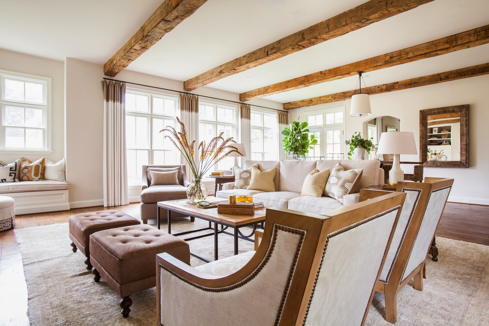Marie flanigan interiors - Scale and proportion in interior design ...