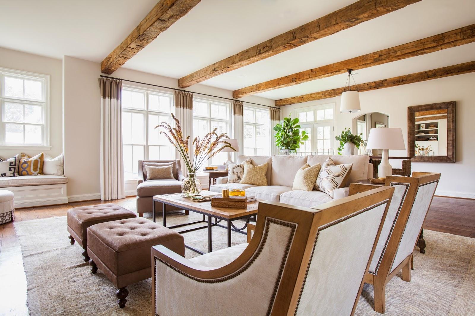 Marie flanigan interiors - Scale in interior design ...