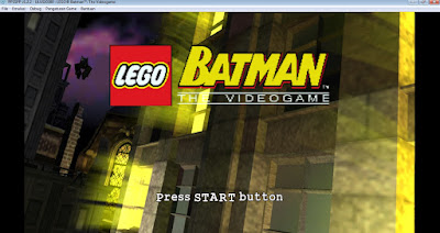 Lego Batman The Video Game PPSSPP PSP ISO Android