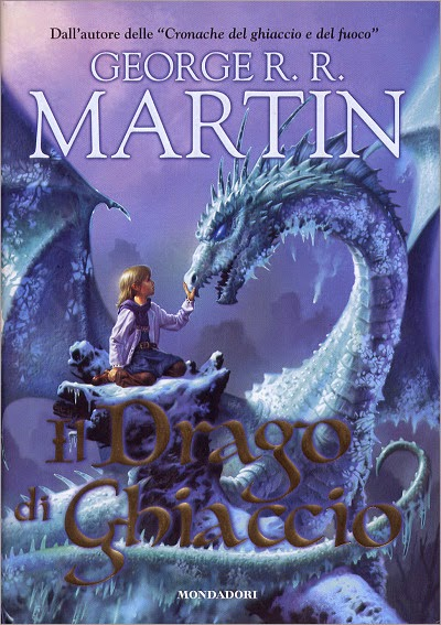 Review Literatura: O Dragão de Gelo