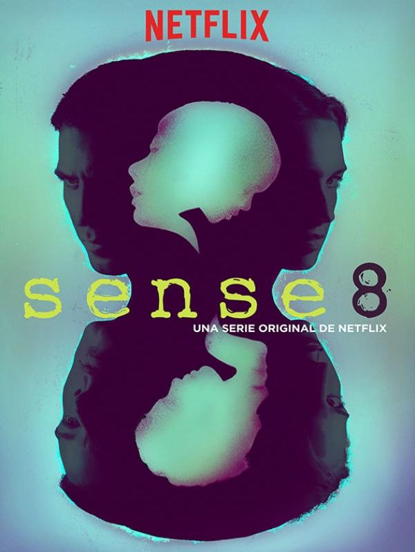 3 séries Netflix - Sense8