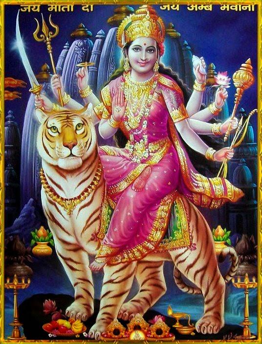 Jai Mata Di Wallpaper Image Picture Photo Pic Pix