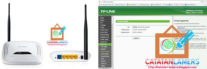 Flashing Tp-Link Tl-Wr740n / Tl-Wr740nd V4 Ke Firmware Dd