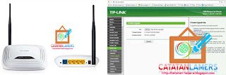 Flashing TP-Link TL-WR740N / TL-WR740ND V4 Ke Firmware DD-WRT