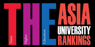 Times Higher Education (THE) Asia University Ranking