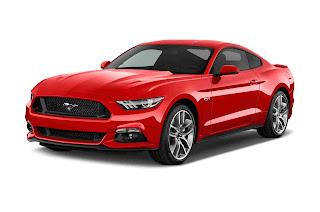 Pré-venda do Ford Mustang