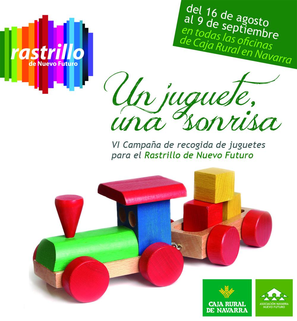 Dale una segunda vida a tus juguetes for Caja rural de navarra oficinas vitoria