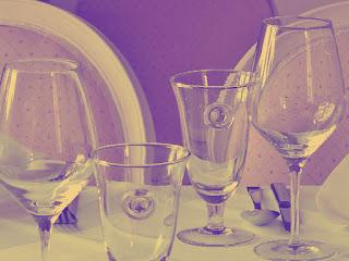 Cristalería para boda