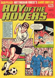 Roy & Blackie's Euro 84