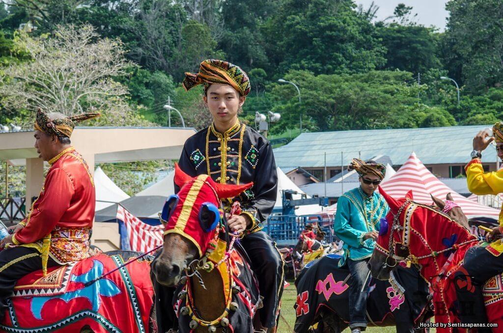 Asal-usul Suku Bajau Di Sabah