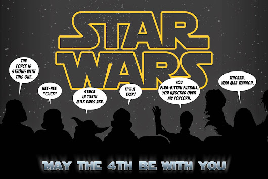 10 Ways to Celebrate May the 4th - Star Wars Day!