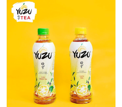 Yuzu Minuman Menyegarkan Dari Buah dan Teh Alami