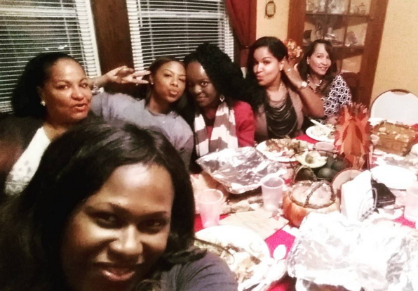 uche jombo thanksgiving america